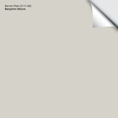 Barren Plain (2111-60): 12