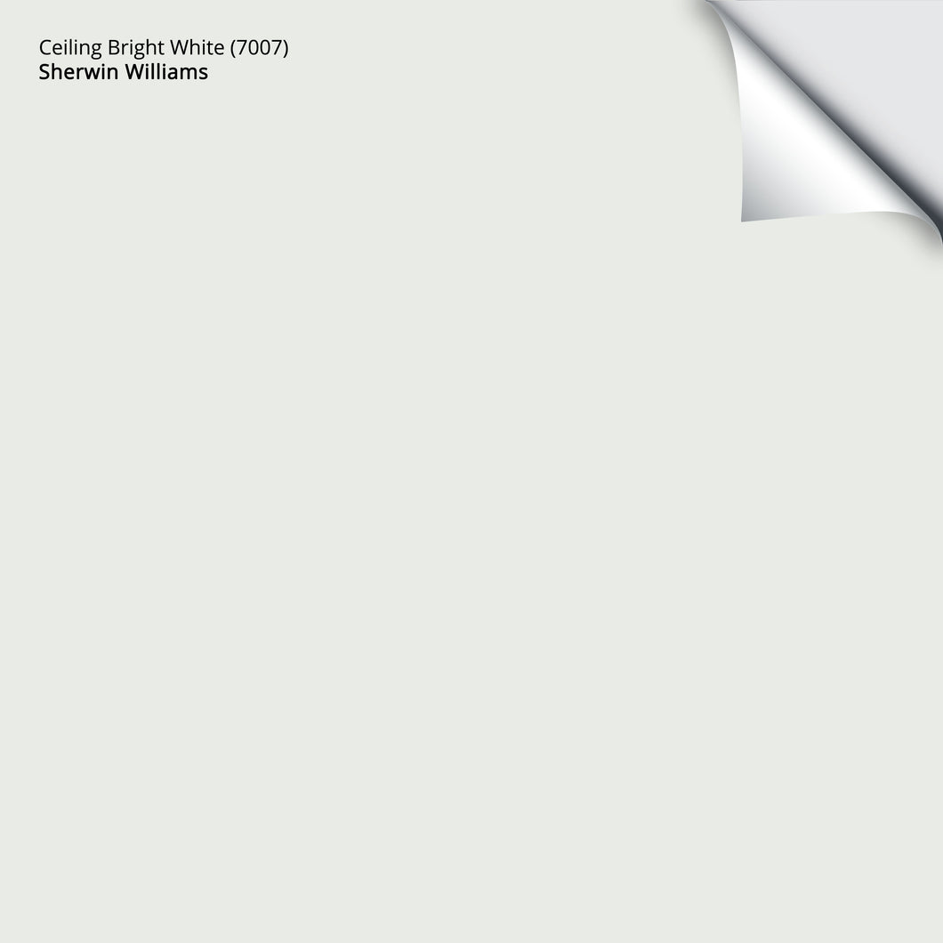 Ceiling Bright White (7007): 12
