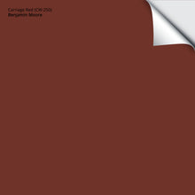 "Carriage Red (CW-250): 12""x12"""