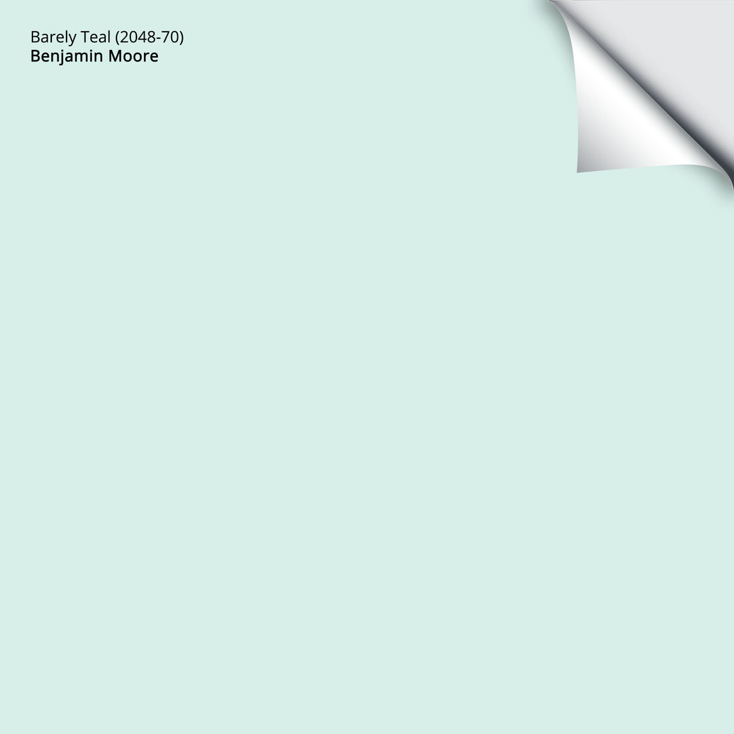 Barely Teal (2048-70): 12