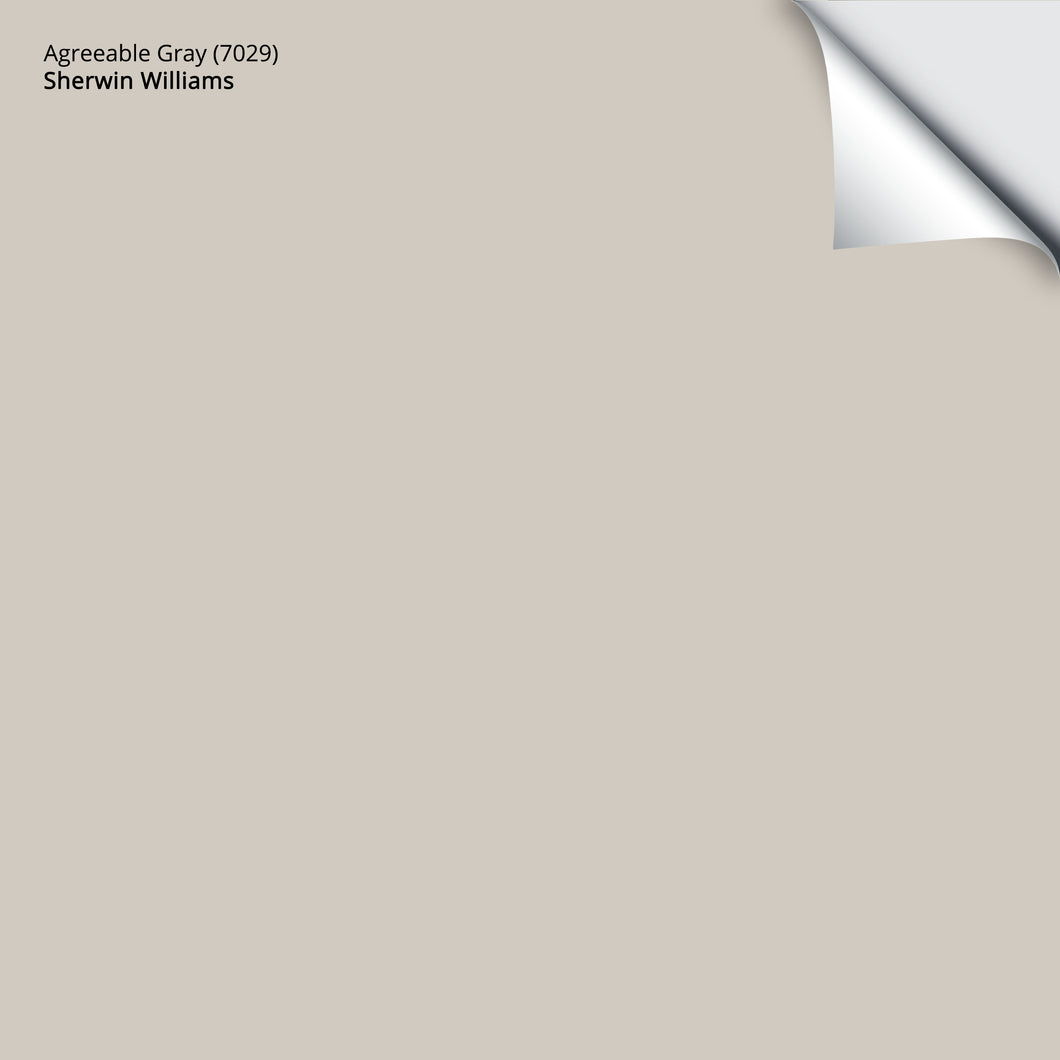 Agreeable Gray (7029): 12