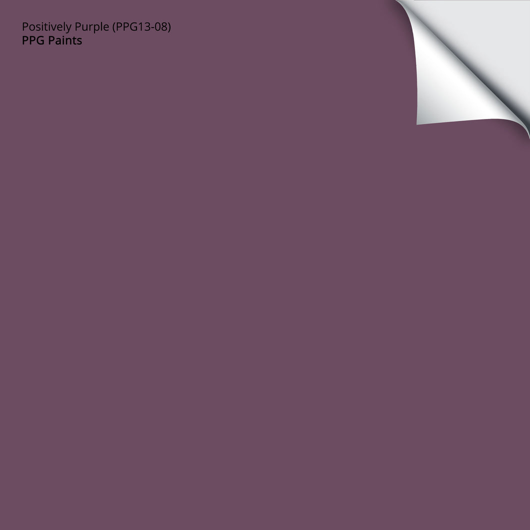 Positively Purple (PPG13-08): 12