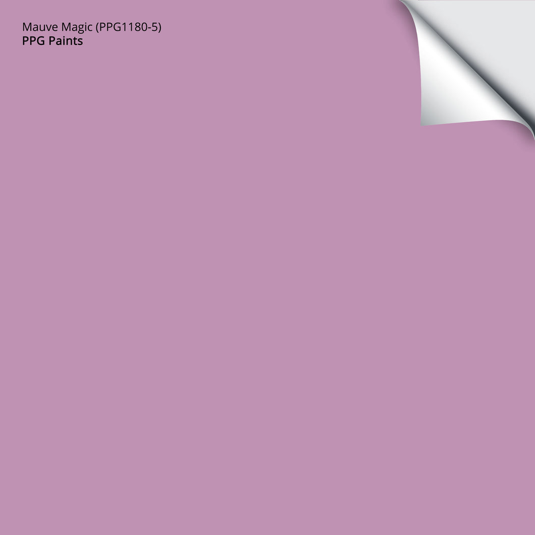 Mauve Magic (PPG1180-5): 12