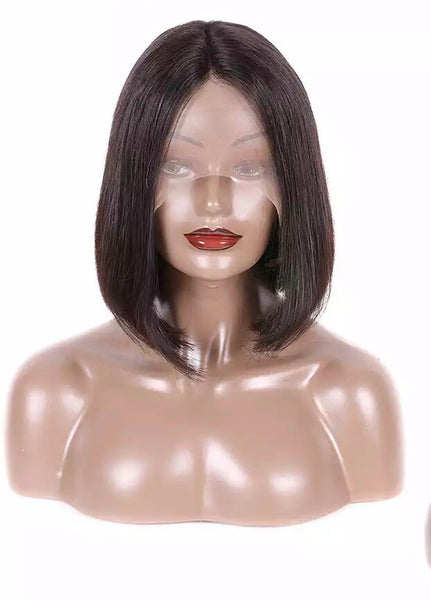 Straight Lace Front Wig SHORT