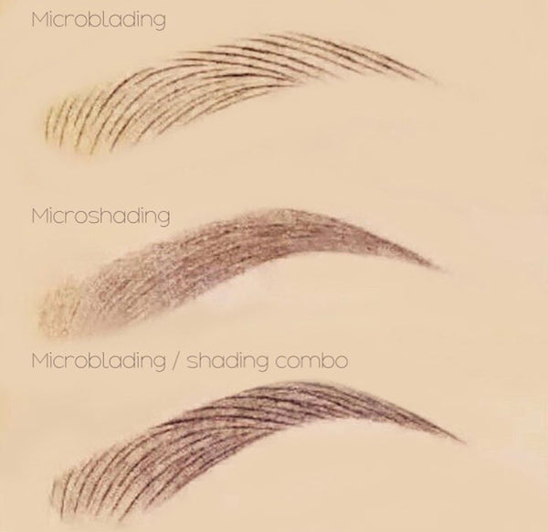 Microblading- Eyebrows DEPOSIT