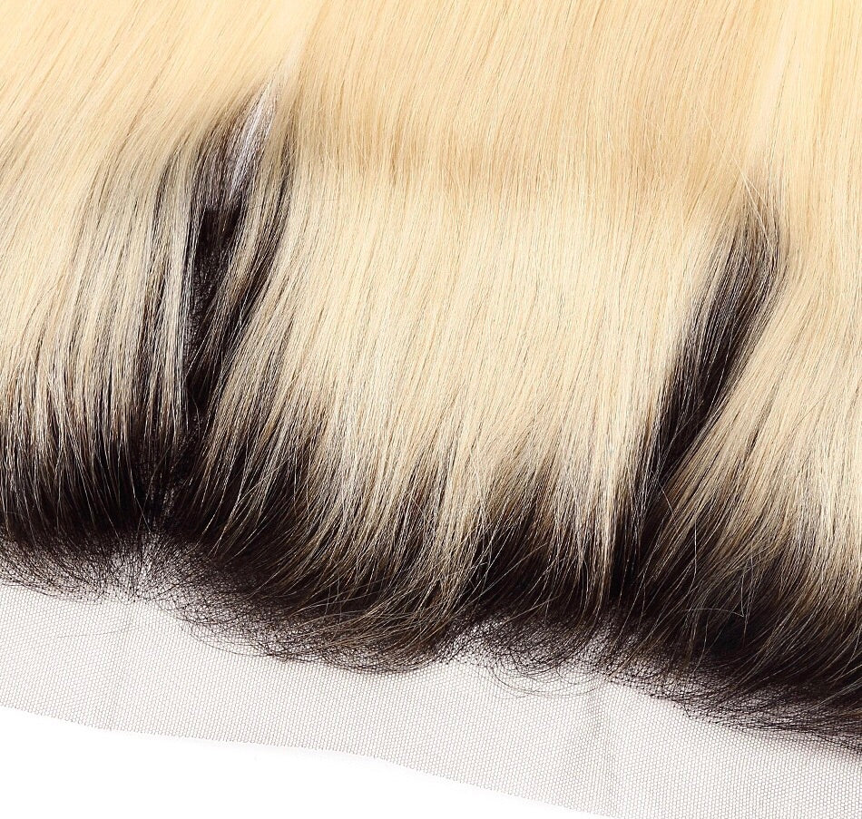 613/1B Lace Frontal - Mink Straight