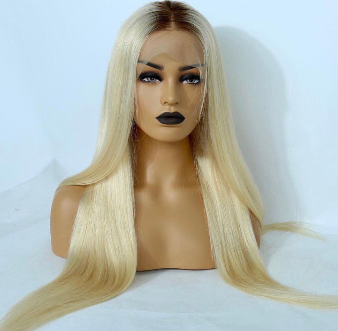 613/1B Full Lace Wig -24 Inches