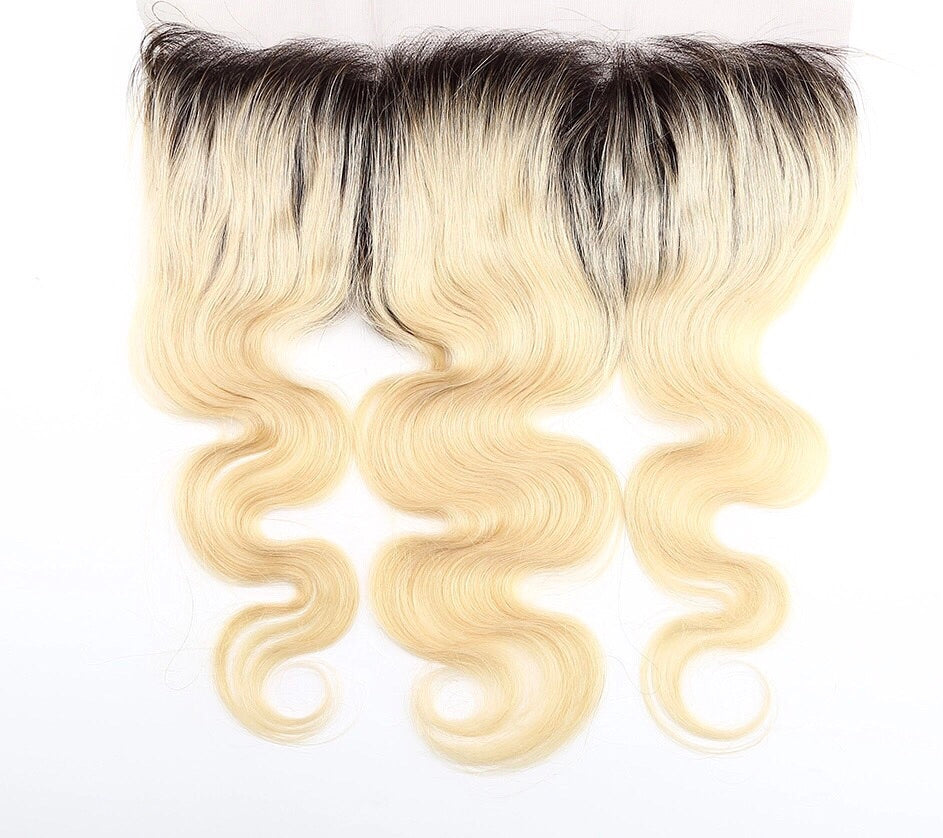 613/1B Lace Frontal - Body Wave