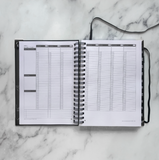 2021 Weekly Planner Pink - The Key Planner