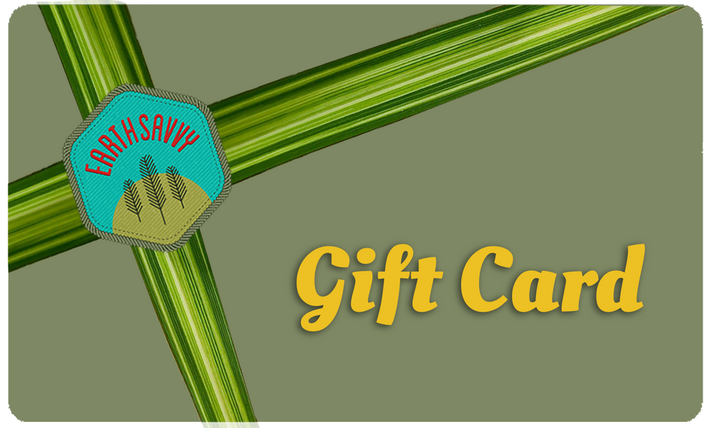 EarthSavvy Gift Card