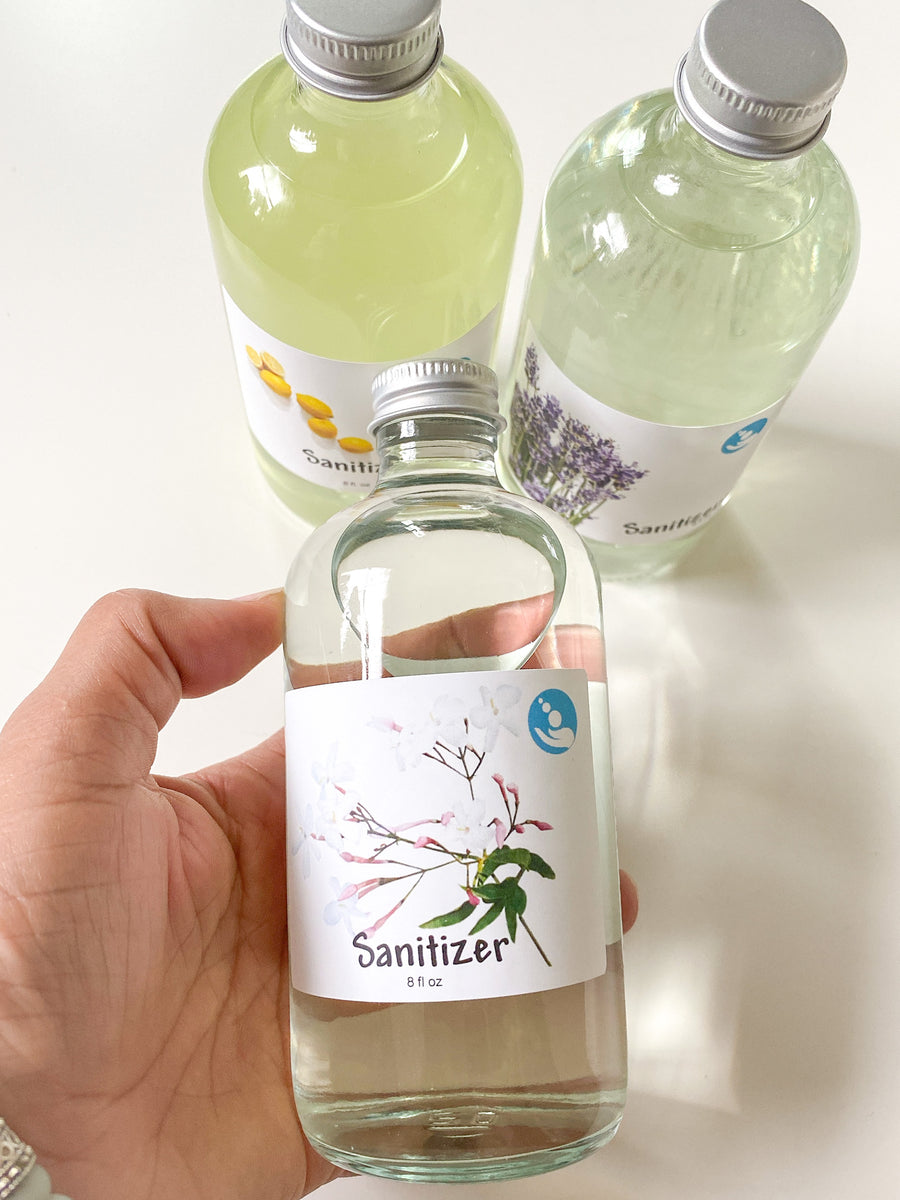 Silky Hands Sanitizer