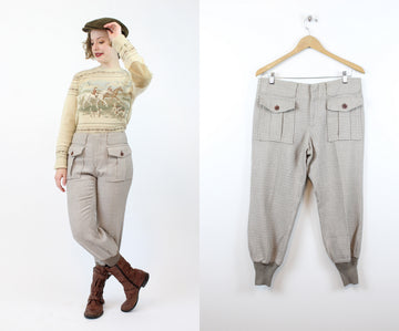 60s LEVIS work wear trousers | sta-prest sportswear | medium