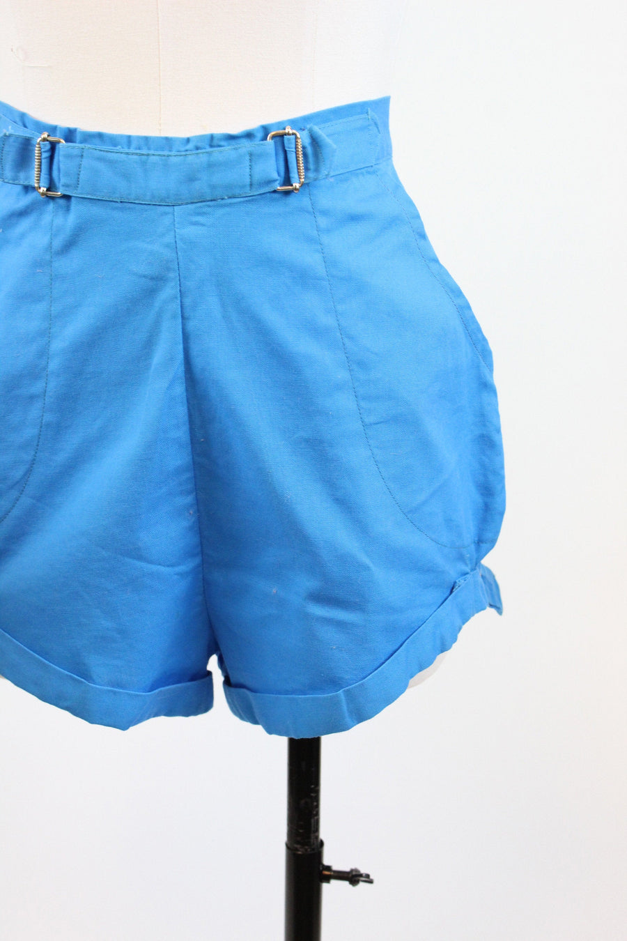 1950s Perry Sportswear shorts xs | vintage cotton shorts | new in