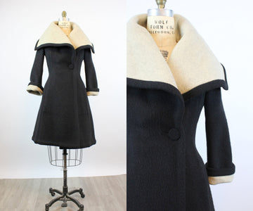 1972 PAULINE TRIGERE museum held coat medium | new fall