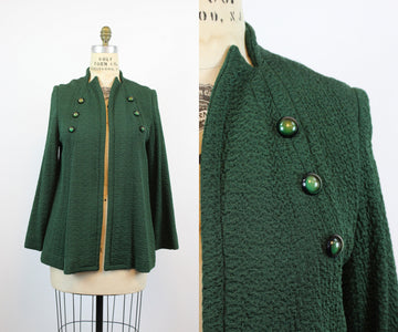 1940s LOGANKNIT jacket medium large | new fall