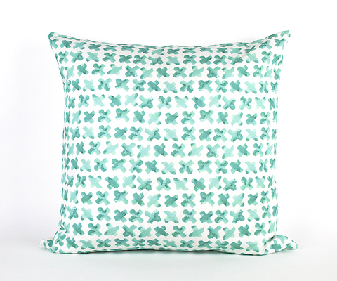 Alyssa Pillow in Mint