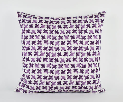 Alyssa Pillow in Purple