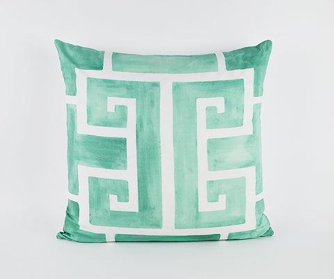 Lauren Pillow in Mint