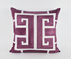 Lauren Pillow in Dark Pink