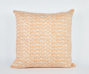 Tatum Pillow in Mango