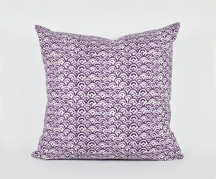 Tatum Pillow in Purple
