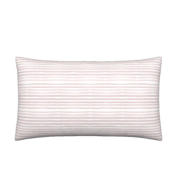 Caitlin Blush Pillow Cover