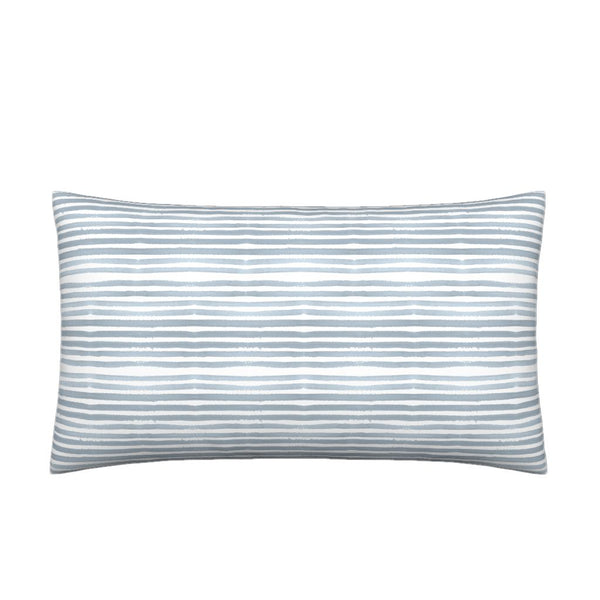 Caitlin Powder Blue Pillow Cover