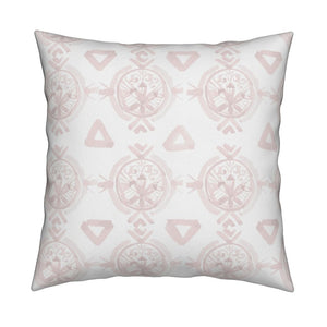 Claire Blush Pillow Cover