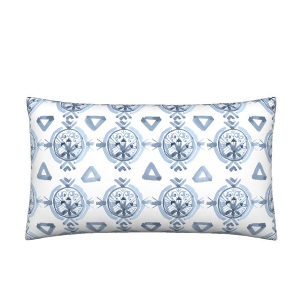 Claire Navy Blue Pillow Cover