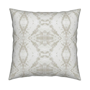 Heather Shibori Stone Pillow