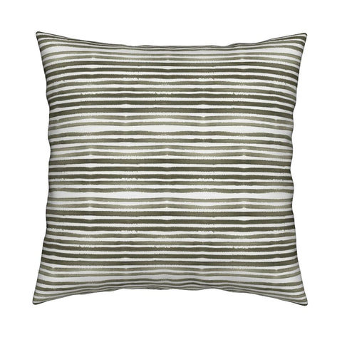 Caitlin Olive Green Pillow Cover