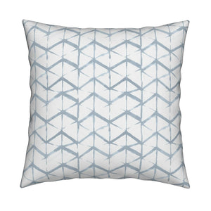 Emma Powder Blue Pillow Cover