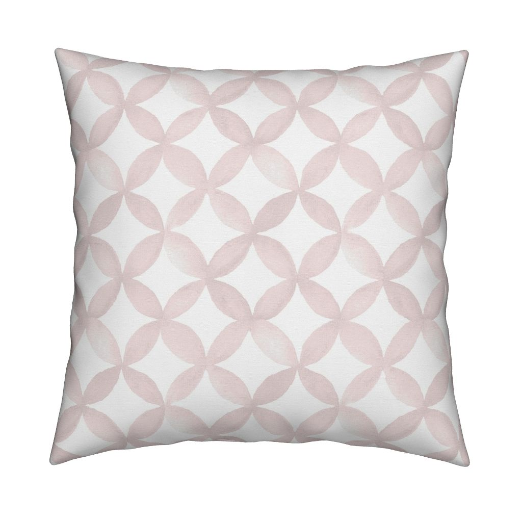 Shannon Blush Pillow Cover