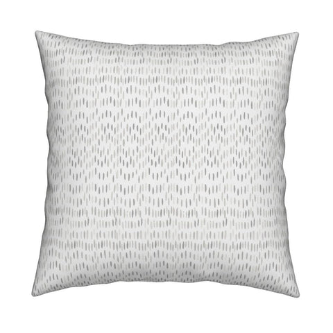 Maggie Pewter Stone Pillow Cover
