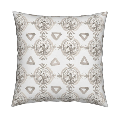 Claire Stone Pillow Cover