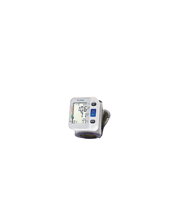 Choosing a Blood Pressure Monitor
