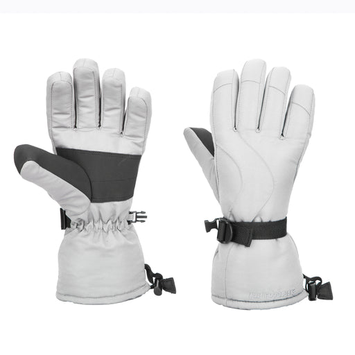 Free Country Winter Ski Gloves for Women (Cement)