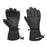 Free Country Winter Ski Gloves for Women (Black)