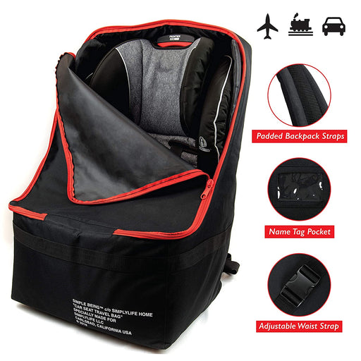 Simple Being Car Seat Travel Bag