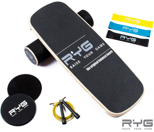 Raise Your Game Balance Board Trainer