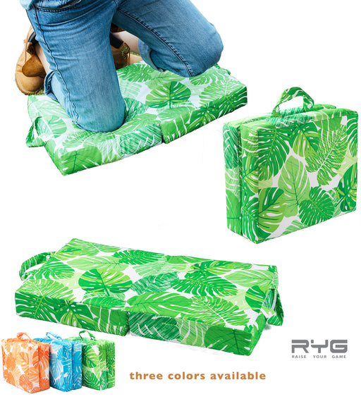 Raise Your Game Kneeling Pad (Green)