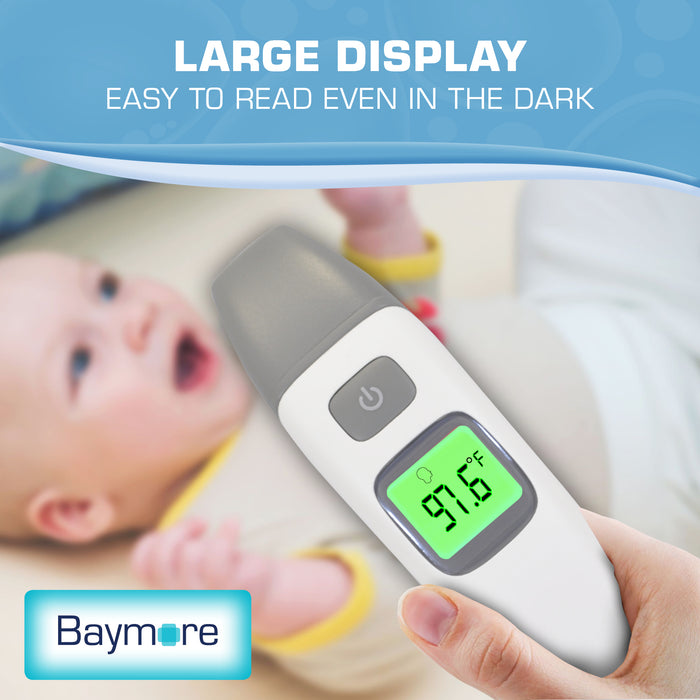 Digital Baby Forehead and Ear Infrared Thermometer-SimplyLife Home