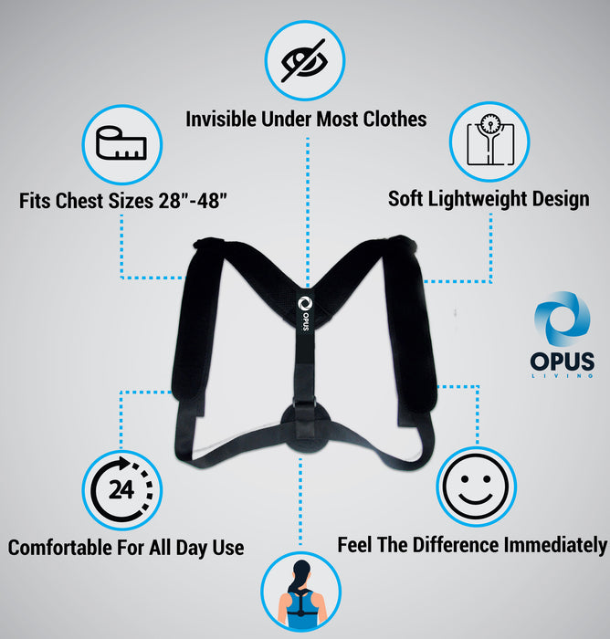 Posture Corrector for Men and Women-Baymore Supplies-SimplyLife Home