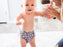 Geometric Print Unisex Reusable Baby Cloth Diapers-SimplyLife Home