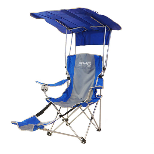 Blue Camping Chair-Raise Your Game-SimplyLife Home