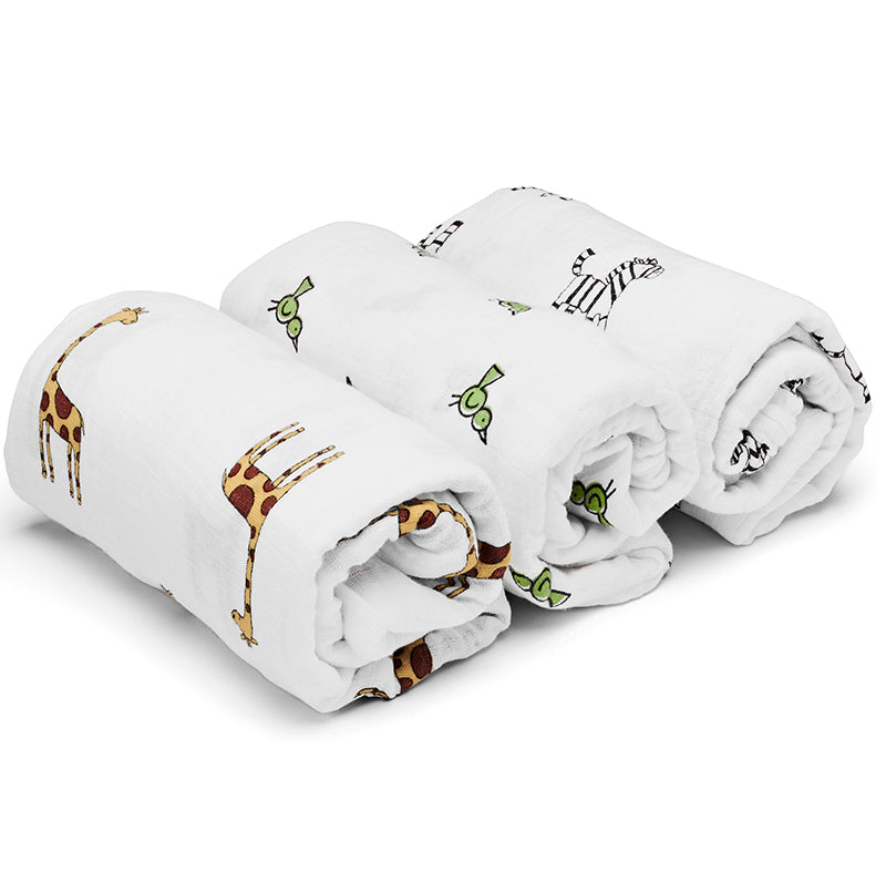 Simple Being Swaddle Blankets (Boys)