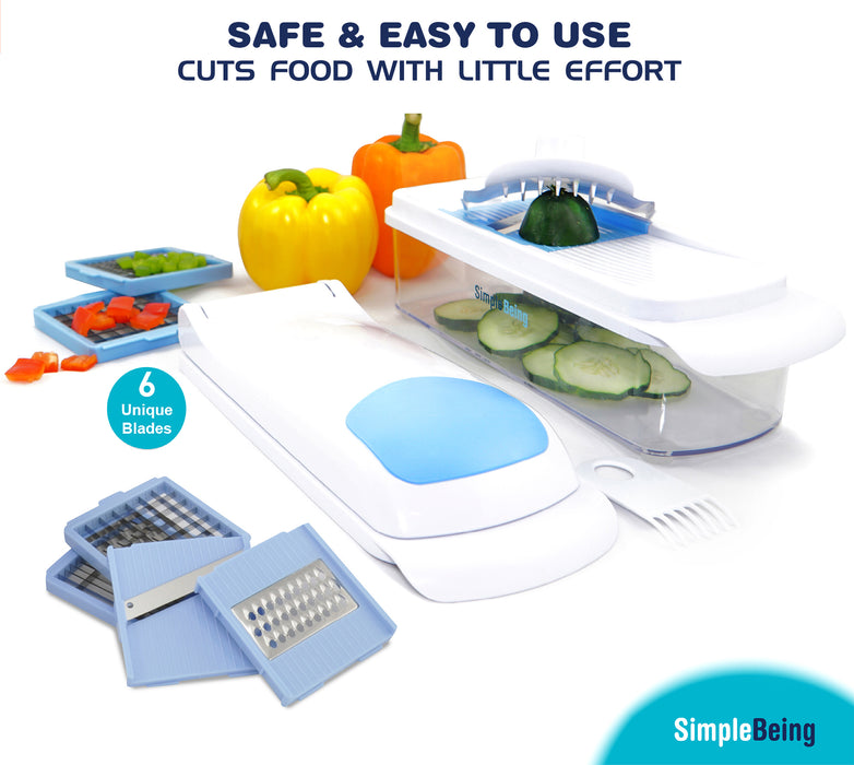 Vegetable Chopper-Simple Being-SimplyLife Home