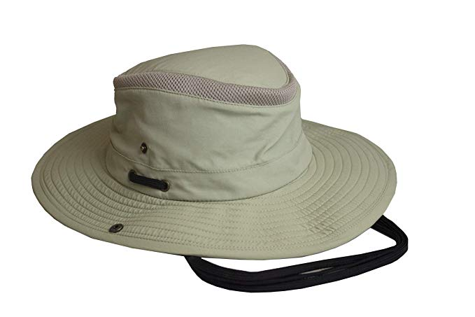 Outdoor Ventilated Crown Fedora/Boonie-DAYLEE-SimplyLife Home