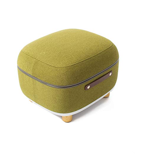 Foot Massager Ottoman (Green)-Simple Being-SimplyLife Home