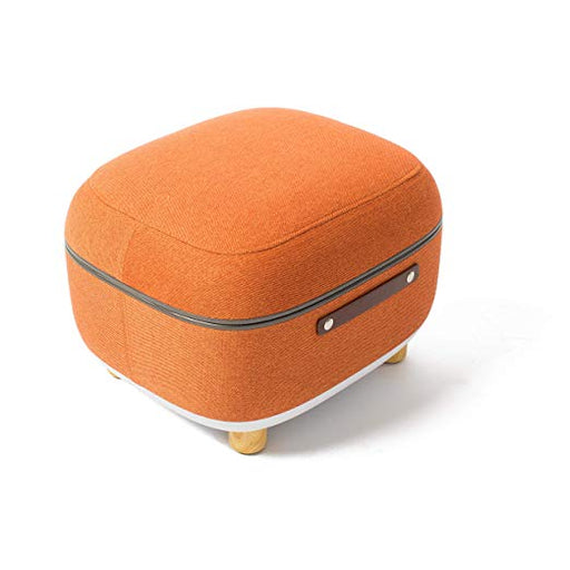 Foot Massager Ottoman (Orange)-Simple Being-SimplyLife Home